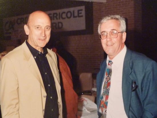 avec Pierre Bonte