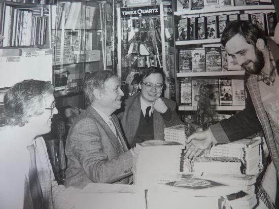 avec Robert Lassus et Bruno Dewaele