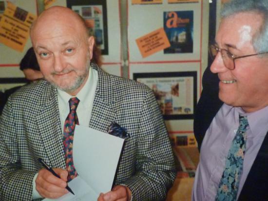 avec Jean-Pierre Coffe