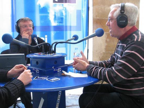 enregistrement pou FranceBleuNord