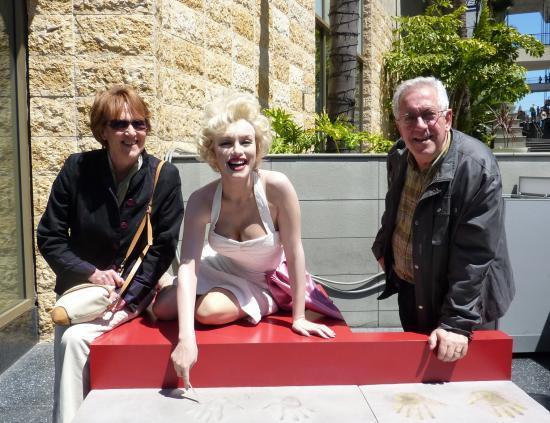 Deux complices... Los Angeles / printemps 2010